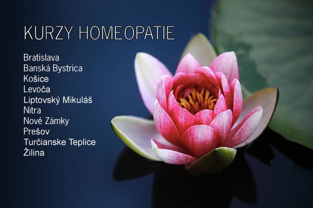 kurz homeopatie