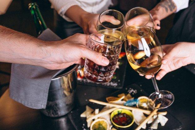 nevoľnosť po alkohole