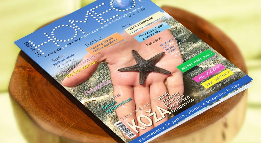 Homeo magazín Téma Koža